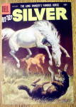 Lone Ranger's Horse Silver Comic Cover-July-Sept 1956