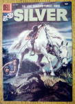 Lone Ranger's Horse Silver Comic Cover-July-Sept 1957