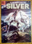 Click to view larger image of Lone Ranger's Horse Silver Comic Cover-July-Sept 1957 (Image2)