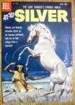 Lone Ranger's Horse Silver Comic Cover-Oct-Dec 1950's