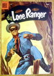 Click to view larger image of Lone Ranger Comic Cover-June 1956 (Image2)