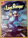 Lone Ranger Comic Cover-May 1950's