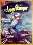 Click to view larger image of Lone Ranger Comic Cover-May 1950's (Image2)