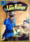 Lone Ranger Comic Cover-December 1950's