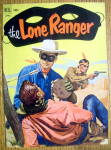 Click to view larger image of Lone Ranger Comic Cover-April 1952 (Image2)