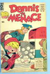 Dennis the Menace #26-1958 Comic Cover-Dennis & Mailman