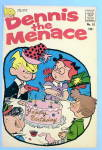 Dennis the Menace #55-1961 Comic Cover-Dennis At Party