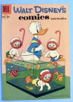 Walt Disney Comic Cover-April 1959-Donald Duck & Nephew