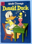 Walt Disney's Donald Duck #41-1955 Dell Comic Cover