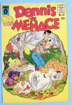 Dennis the Menace Comic Cover #31-1958-Dennis & Dog