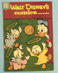 Walt Disney Comics and Stories Comic Cover - Oct. 1957