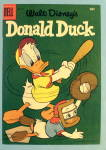 1956 Walt Disney's Donald Duck Comic Cover - # 49