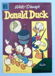 Walt Disney's Donald Duck Comic Cover - Nov/Dec 1958