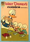 Walt Disney's Comics and Stories Comic Cover - Apr 1962