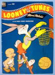 Looney Tunes Comic Cover January 1954 Bugs & Elmer Fudd