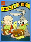 Looney Tunes Comic Cover 1950's Bugs Bunny & Elmer