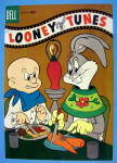 Click to view larger image of Looney Tunes Comic Cover January 1957 Bugs & Elmer (Image2)