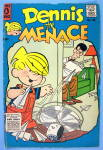 Dennis the Menace Comic Cover #28 May 1958 Dennis & Dad