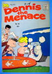 Click to view larger image of Dennis the Menace Comic Cover #45 1960 (Image2)