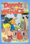 Dennis the Menace Comic Cover #14 1955