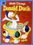 Donald Duck Comic Cover #45 1955 Donald & 3 Nephews