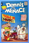 Dennis the Menace Comic Cover #21 March 1957