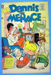 Dennis the Menace Comic Cover #20 January 1957