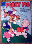 Click to view larger image of Porky Pig Comic # 53-July-August 1957 (Image1)