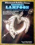 Click here to enlarge image and see more about item 12853: National Lampoon Magazine #75-June 1976