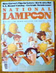 Click here to enlarge image and see more about item 12855: National Lampoon Magazine #48-July 1982