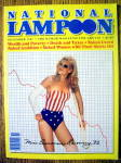 Click here to enlarge image and see more about item 12873: National Lampoon Magazine #52-November 1982