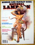 Click here to enlarge image and see more about item 12888: National Lampoon Magazine-June 1986