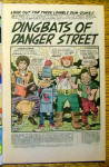 Click to view larger image of Dingbats Of Danger Street Comic #6-September 1975 (Image4)