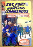 Sgt Fury & His Howling Commandos #35-October 1966