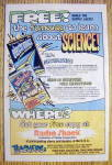 Click to view larger image of Science Fair Story Of Electronics & Science Comic-1986 (Image2)