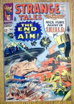 Strange Tales Comic #149-October 1966