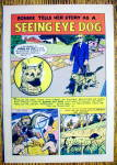 Click to view larger image of Seeing Eye Dog Booklet-1963 (Image1)