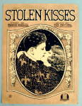 1921 Stolen Kisses by Francis Wheeler