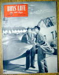 Click here to enlarge image and see more about item 13077: Boys Life Magazine-March 1947-Army Air Corps Luke Field