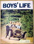 Click here to enlarge image and see more about item 13087: Boys Life Magazine-October 1966-Joe Cronin:Baseball