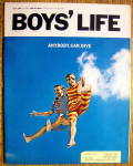 Click here to enlarge image and see more about item 13089: Boys Life Magazine-July 1966-John Philip Sousa
