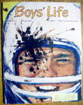 Boys Life Magazine-November 1965-Football