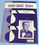 Click here to enlarge image and see more about item 13453: 1943 Shoo-Shoo Baby featuring Butch Stone