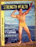 Click to view larger image of Strength & Health Magazine-February 1962-Charles Pranke (Image1)