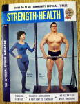 Strength & Health Magazine-July 1962-Miller & March