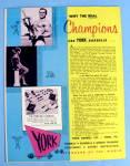 Click to view larger image of Strength & Health Magazine, August 1962 - Bert Elliott (Image3)
