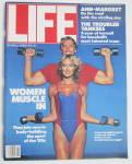 Click to view larger image of Life Magazine-October 1982-Arnold Schwarzenegger (Image1)