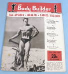 Click here to enlarge image and see more about item 13776: Body Builder January-February 1950 Lewis Walters
