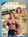 Click here to enlarge image and see more about item 13825: Weider Muscle & Fitness February 1986 Rich & Lori