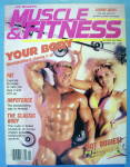 Click here to enlarge image and see more about item 13826: Weider Muscle & Fitness November 1986 Chris & Troy